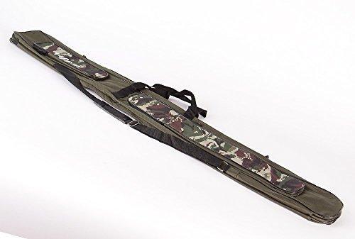 Angeltasche Rutentasche Rutenfutteral Anglertasche 140cm 160cm 180cm (Tasche-EL), Länge:1.60m