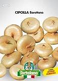 Sementi orticole di qualità l'ortolano in busta termosaldata (160 varietà) (CIPOLLA BORETTANA)