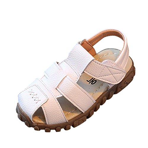 Zapatos 1-3 Años,Logobeing Bebé niños Moda Zapatillas niños Chicos niñas Verano Sandalias Casuales...