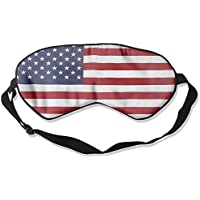 Preisvergleich für Flag Of The United States 99% Eyeshade Blinders Sleeping Eye Patch Eye Mask Blindfold For Travel Insomnia Meditation