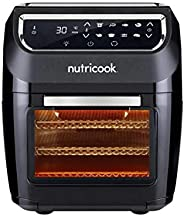 Nutricook Air Fryer Oven by Nutribullet, 1800 Watts, Digital/One Touch Control Panel Display, 8 Preset Program