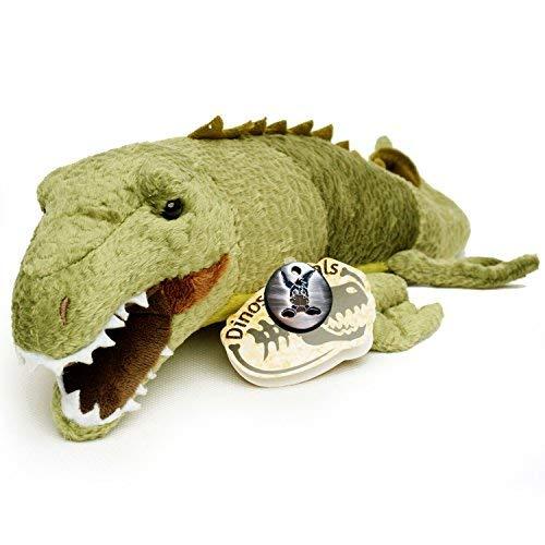 Mosasaurus MURPHY 44 cm Dino Dinosaur Plush dinosaur Plush toy by Kuscheltiere.biz