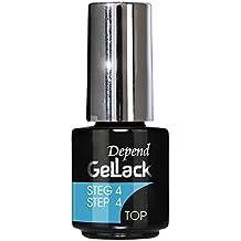 Depend GelLack - Base trasparente para aplicar sobre el esmalte