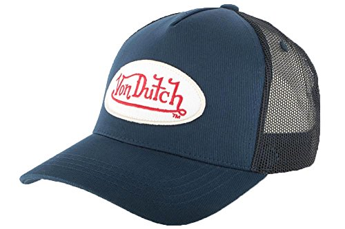 von-dutch-cap-trucker-von-dutch-blue-bm-male-female-blue-one-size