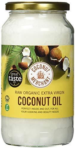 Coconut Merchant Bio-Kokosöl Extra Virgin Roh (1L)