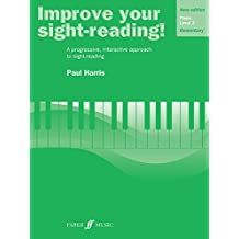 Improve Your Sight-Reading! Piano: Level 2 / Elementary by Paul Harris (1998-12-01)