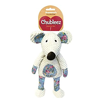 Rosewood Maisie Mouse Dog Toy by ROSEWOOD