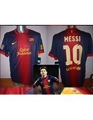 Nike Barcelona Lionel Messi Adulto XL Argentina Camiseta Jersey fútbol Maglia