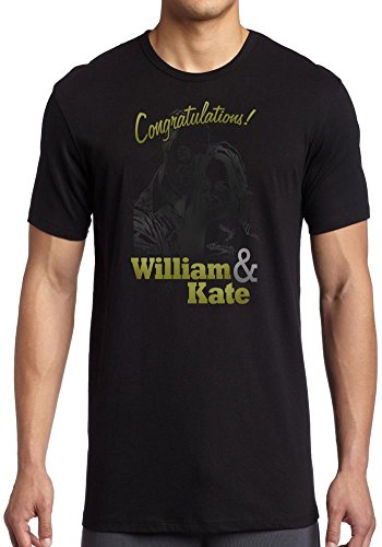 Congratulations William And Kate - Mens T-Shirt