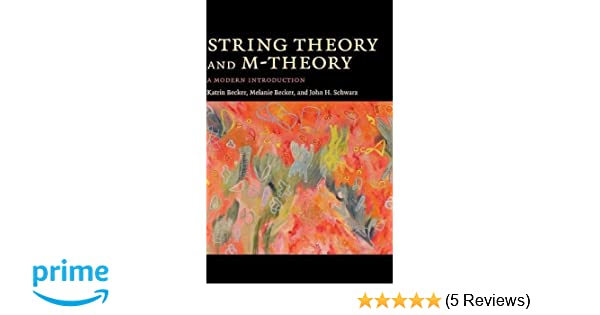 String Theory And M Theory A Modern Introduction Amazoncouk