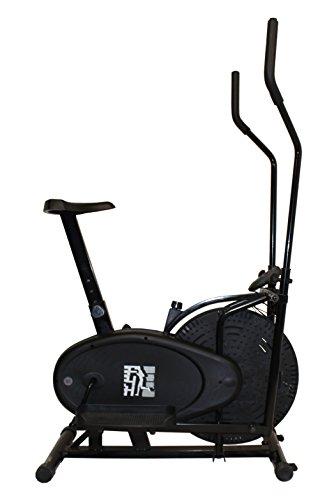 Olympic-125-Elliptical-Cross-Trainer-Bike-Black