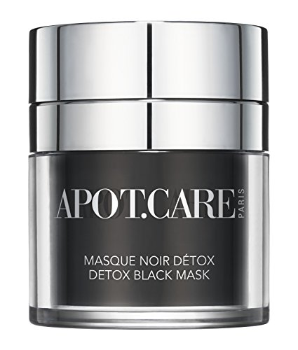 Apot. Care Detox Black Mask, 1er Pack (1 x 50 ml)