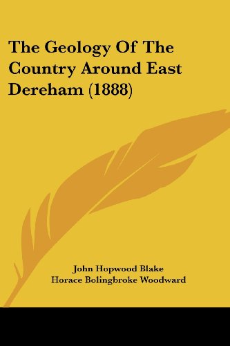 The Geology of the Country Around East Dereham (1888)