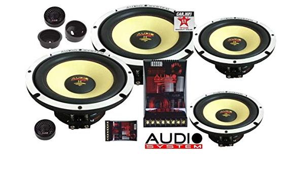 Audio System H 165 Evo 2 4 Helon Series 2 Ohm 16 5 Cm Elektronik