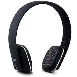Élégant et Ultralégers Le casque Bluetooth EP636 combine confort, élégance et qualité audio. Le son clair et profond fait de ce casque le parfait équilibre entre Design et Performance. Pesant seulement 126g, avec des coussins mous et un extra coussin...