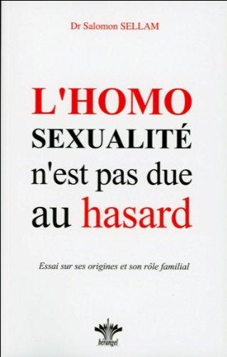 L'homosexualité n'est pas due au hasard