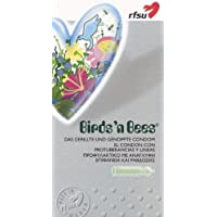 RFSU Birds`n Bees - 10 grüne Kondome, genoppt und gerippt - mehr Spaß zu zweit preisvergleich bei billige-tabletten.eu