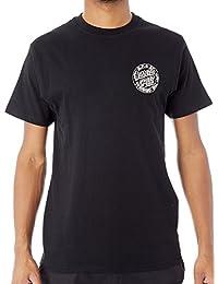 Santa Cruz Skateboards MFG Voltage T-Shirt Black