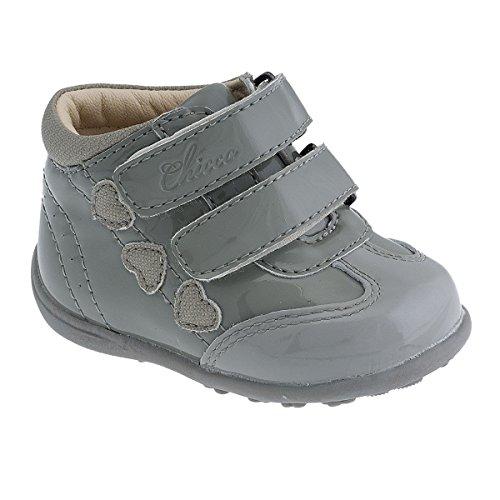 Chicco, Bebé Walker Sapatos Multicoloridas 20 Cinza