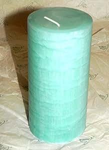 PartyLite diffuseur gloLite pillar-bougie 7 x 15 cm «südseezauber»