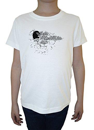 eagle-blanco-algodon-nino-ninos-camiseta-manga-corta-cuello-redondo-mangas-white-boys-kids-t-shirt