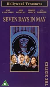 Seven Days in May [VHS] [1964]