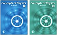Concept of Physics - Part 1 & 2 2019 - 2020 Session (Set of 2 bo