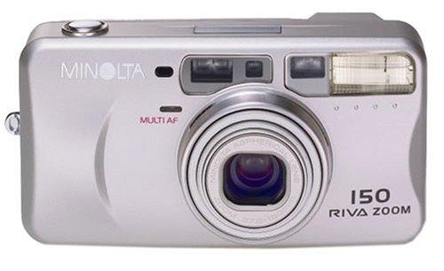 Minolta Riva Zoom 150 Kleinbildkamera