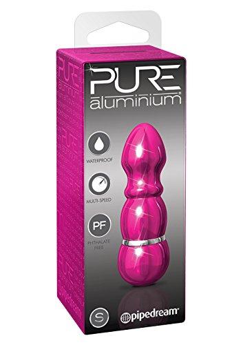 Pipedream, Pure Aluminium Small Pink - 3
