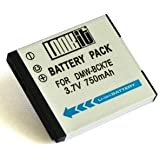 LOOKit® - Batterie BCK7 - 750mAh rechargeable - pour Panasonic
