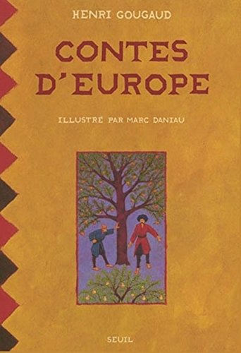 Contes d'Europe par Henri Gougaud