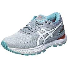 Asics Women´'s GEL-Nimbus 22 Trail Running Shoe, Grey (Sheet Rock/White), 5 UK
