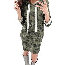e05acc4bdad7 Amazon.fr   Robes Pull Hiver - OVERDOSE