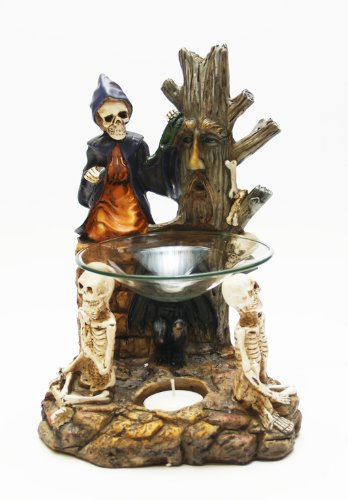 Skeleton-Oil-Burner