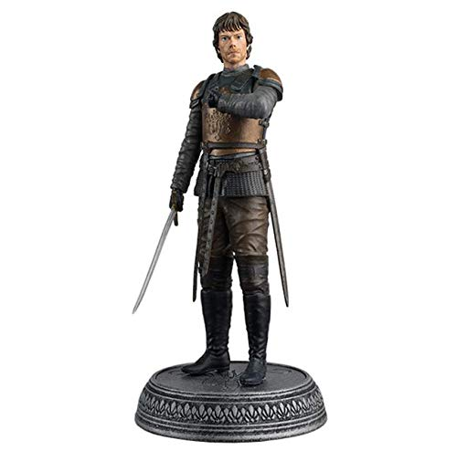Statue des Harzes. Game of Thrones Collection Nº 20 Theon Greyjoy