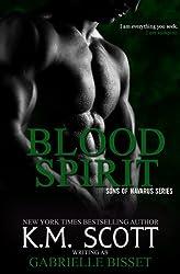 Blood Spirit (Sons of Navarus #3) (English Edition)