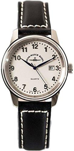 Zeno-Watch Orologio Donna - Classic Pilot Date - 3315Q-e2