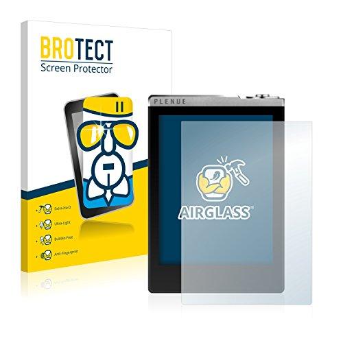 brotect AirGlass Protection Ecran Verre Compatible avec Cowon Plenue D - Vitre Protection 9H