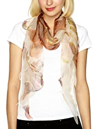 Bellewear Diamond Double Silk Women's Scarf
