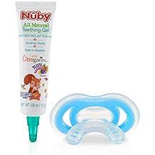 Nûby Gumeez - Mordedor + gel calmante