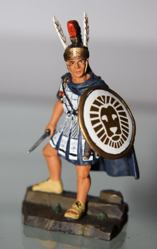 Preisvergleich Produktbild Frontline-Altaya-De Agostini AW-Alexander The Great - Alexander der Große Krieger-Zinn