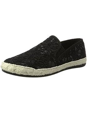 Desigual Damen Taormina White Lace Sneaker