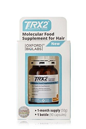 TRX2 Moléculaire Supplément de Croissance des Cheveux