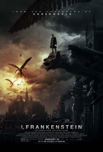 Posters I, Frankenstein-Film Film 61cmx91cm -