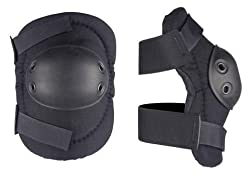 Alta Tactical Unisex Altaelbow Pads, Schwarz