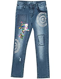 Desigual Denim_cross, Jeans Fille