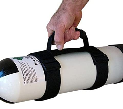 Dive Tank Air Cylinder Carrying Strap Handle Scuba - Fits