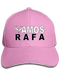b309232ac1 gthytjhv Rafael Nadal Rafa Vamos Logo Beanie Cap Ash Comfortable