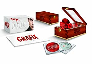 Dexter: Complete Series Collection [Blu-ray] [US Import]