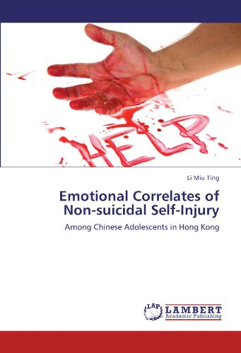 Emotional Correlates of Non-suicidal Self-Injury: Among Chinese Adolescents in Hong Kong